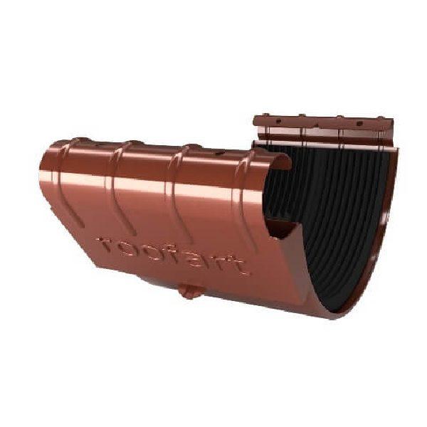 Фото Купить муфта желоба ROOFART водосточная система в киеве по низкой цене доставка ТД Будмат Украина