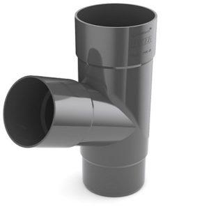 Фото Купить тройник Трубы водосточная система купить по низкой цене доставка от ТД Будмат