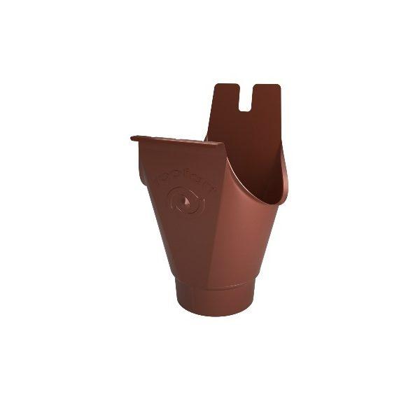 Фото Купить воронка желоба ROOFART водосточная система в киеве по низкой цене доставка ТД Будмат Украина