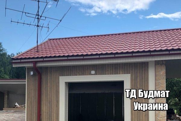 Фото Металлочерепица Бакумовка купить, цена и доставка ТД Будмат