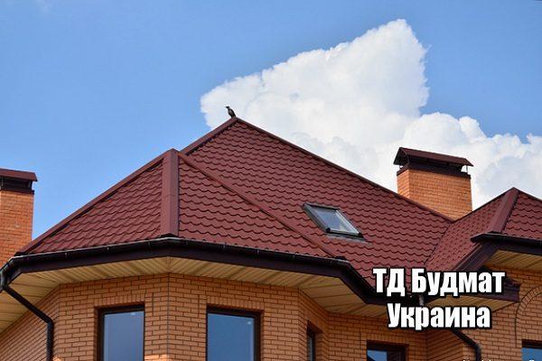 Фото Металлочерепица Богдановка купить, цена и доставка ТД Будмат