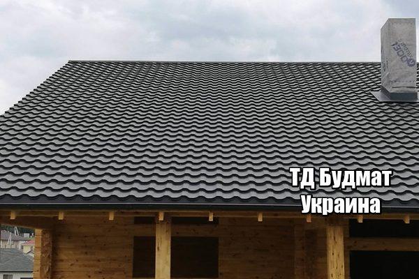Фото Металлочерепица Буда-Полидаровская купить, цена и доставка ТД Будмат