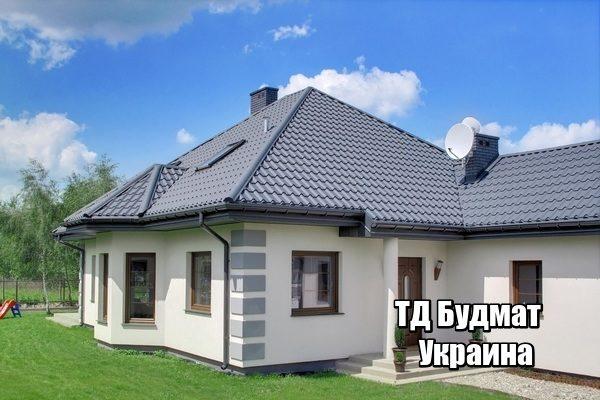 Фото Металлочерепица Бышев купить, цена и доставка ТД Будмат