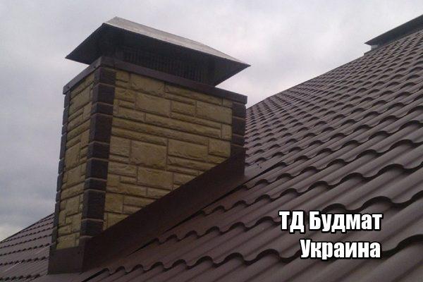 Фото Металлочерепица Черногородка купить, цена и доставка ТД Будмат