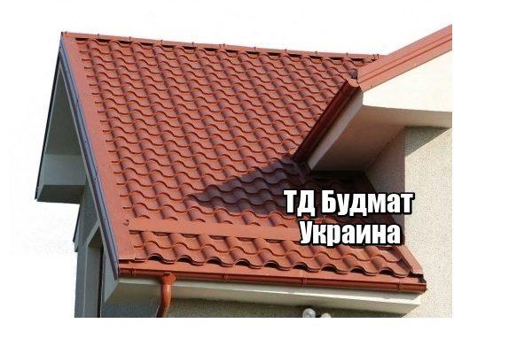Фото Металлочерепица Домановка купить, цена и доставка ТД Будмат