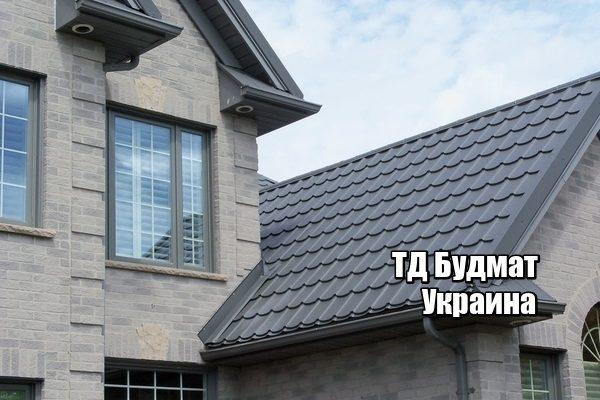 Фото Металлочерепица Елизаветовка купить, цена и доставка ТД Будмат