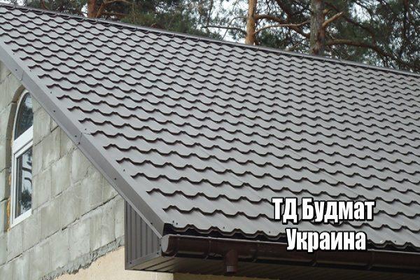Фото Металлочерепица Фасовочка купить, цена и доставка ТД Будмат