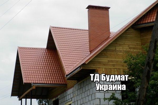 Фото Металлочерепица Фёдоровка купить, цена и доставка ТД Будмат