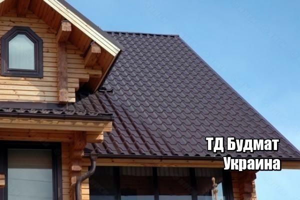 Фото Металлочерепица Гаевое купить, цена и доставка ТД Будмат