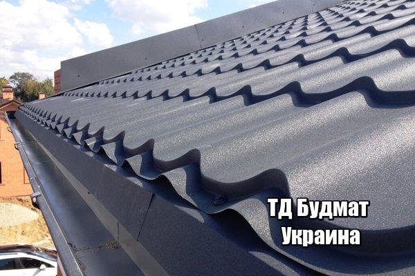 Фото Металлочерепица Горобиевка купить, цена и доставка ТД Будмат