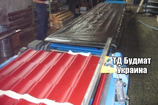 Фото Металлочерепица Грузское купить, цена и доставка ТД Будмат