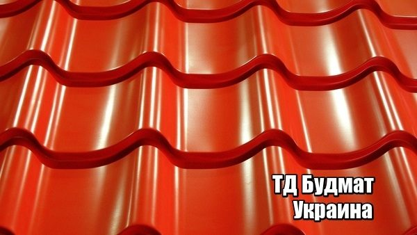 Фото Металлочерепица Гвардейское купить, цена и доставка ТД Будмат