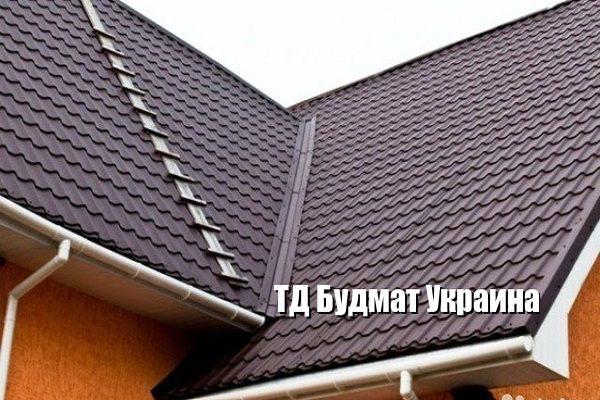 Фото Металлочерепица Хотяновка купить, цена и доставка