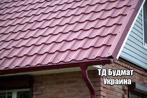 Фото Металлочерепица Иванковичи купить, цена и доставка ТД Будмат