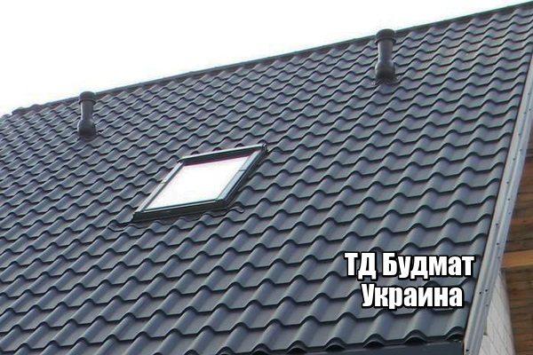 Фото Металлочерепица Кириевщина купить, цена и доставка ТД Будмат