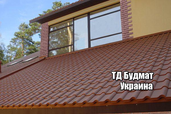 Фото Металлочерепица Клеховка купить, цена и доставка ТД Будмат