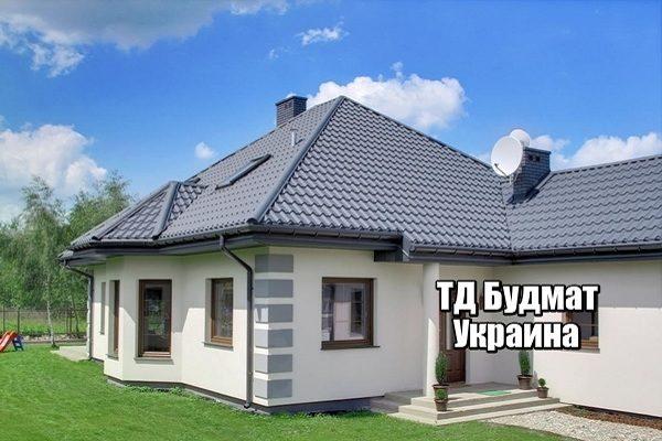 Фото Металлочерепица Крушинка купить, цена и доставка ТД Будмат
