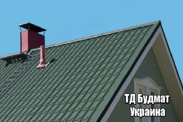 Фото Металлочерепица Кулажинцы купить, цена и доставка ТД Будмат