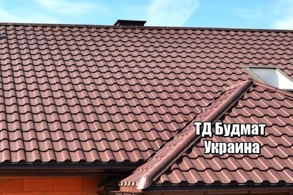 Фото Металлочерепица Липовка купить, цена и доставка ТД Будмат