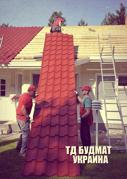 Фото Металлочерепица Любимовка купить, цена и доставка