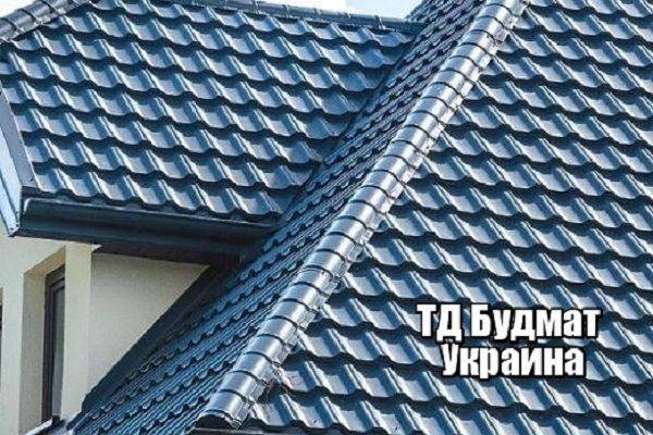 Фото Металлочерепица Макаровка купить, цена и доставка ТД Будмат