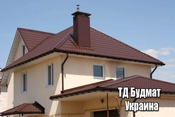 Фото Металлочерепица Михайловка купить, цена и доставка ТД Будмат