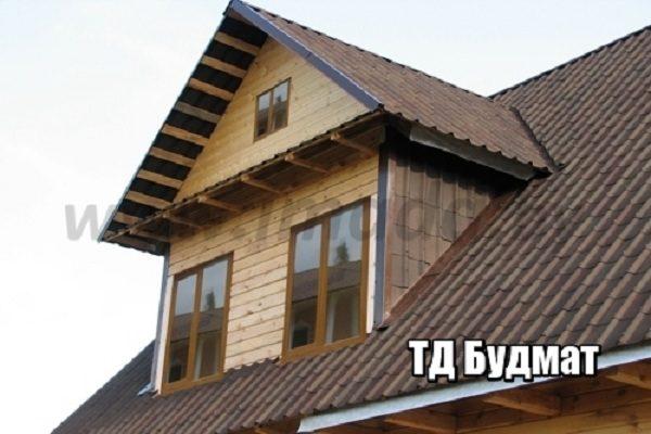 Фото Металлочерепица Мостище купить, цена и доставка ТД Будмат