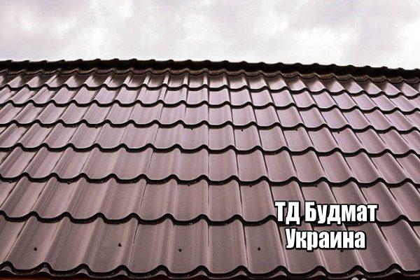 Фото Металлочерепица Наливайковка купить, цена и доставка ТД Будмат