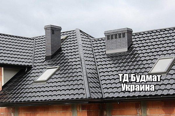 Фото Металлочерепица Николаевка купить, цена и доставка ТД Будмат