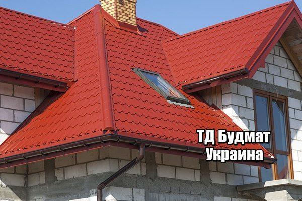 Фото Металлочерепица Олива купить, цена и доставка ТД Будмат
