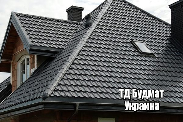 Фото Металлочерепица Олизаровка купить, цена и доставка ТД Будмат