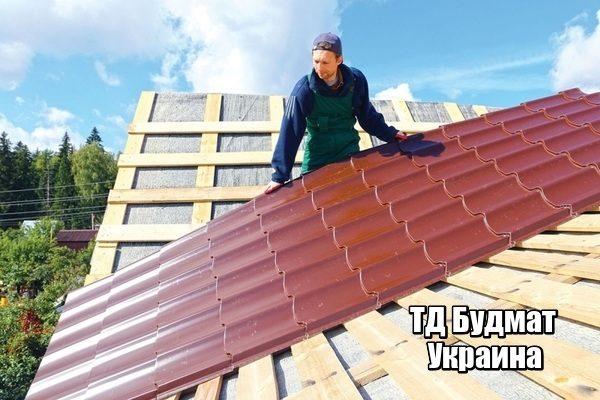 Картинка Металлочерепица Ольшанская Нива купить, цена и доставка ТД Будмат