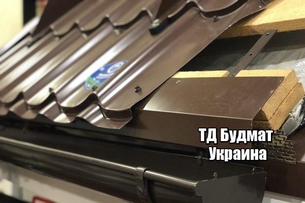 Фото Металлочерепица Ольшанская Новоселица купить, цена и доставка