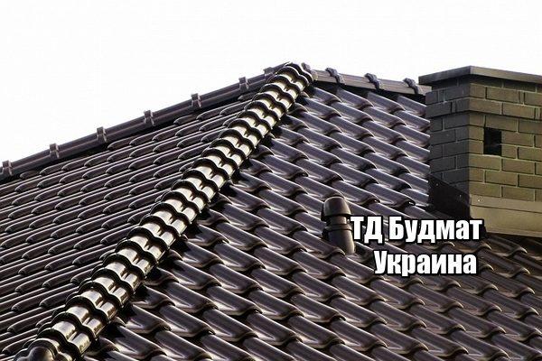 Фото Металлочерепица Осовец купить, цена и доставка ТД Будмат