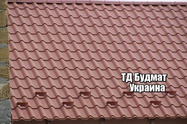 Фото Металлочерепица Осыково купить, цена и доставка ТД Будмат