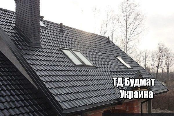 Фото Металлочерепица Оташев купить, цена и доставка ТД Будмат