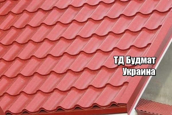 Картинка Металлочерепица Петропавловское купить, цена и доставка ТД Будмат