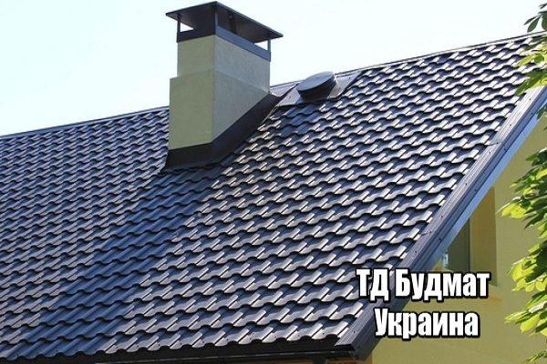 Фото Металлочерепица Пологи купить, цена и доставка ТД Будмат