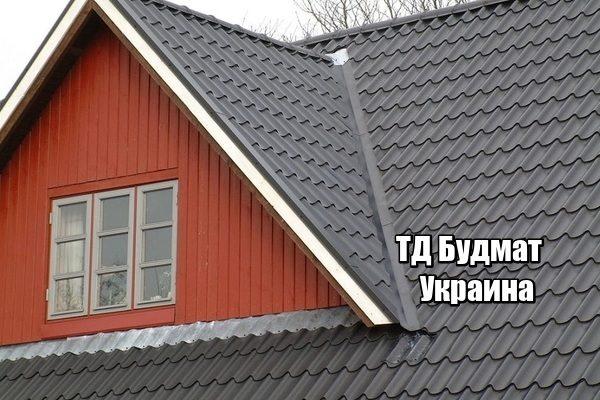 Фото Металлочерепица Поталиевка купить, цена и доставка ТД Будмат