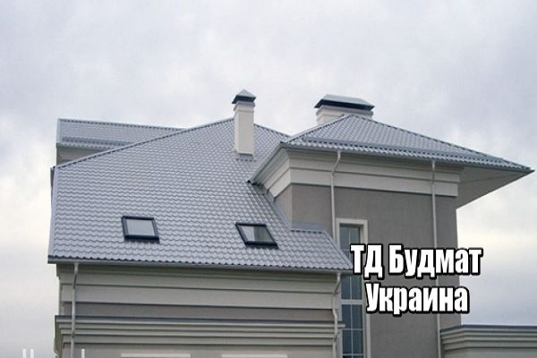 Фото Металлочерепица Приборск купить, цена и доставка ТД Будмат