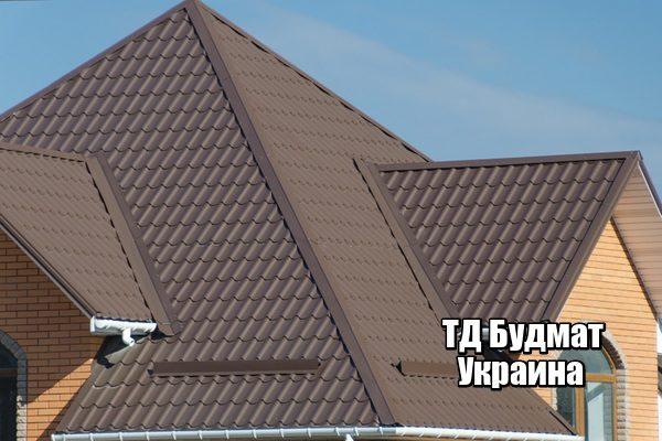 Фото Металлочерепица Пролески купить, цена и доставка ТД Будмат