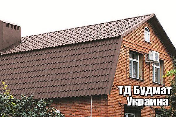 Фото Металлочерепица Пуховка купить, цена и доставка ТД Будмат