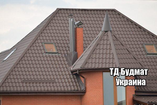 Фото Металлочерепица Розважев купить, цена и доставка ТД Будмат