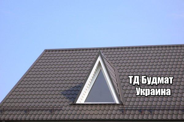 Фото Металлочерепица Рудня-Сидоровская купить, цена и доставка Будмат