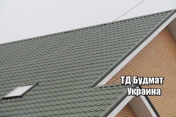 Фото Металлочерепица Рудня-Тальская купить, цена и доставка ТД Будмат