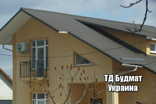 Фото Металлочерепица Севериновка купить, цена и доставка ТД Будмат