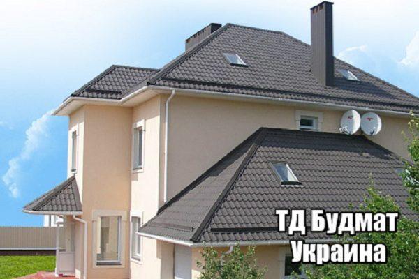 Фото Металлочерепица Скибин купить, цена и доставка ТД Будмат