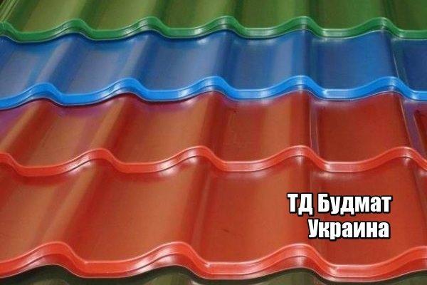 Фото Металлочерепица Скригалевка купить, цена и доставка ТД Будмат
