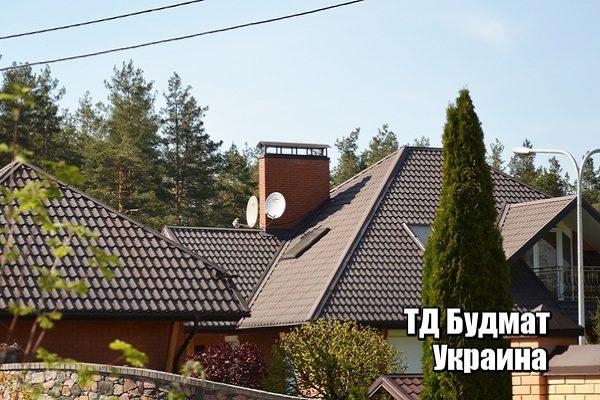 Фото Металлочерепица Софиевка купить, цена и доставка ТД Будмат