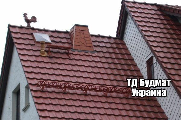 Фото Металлочерепица Соколовка купить, цена и доставка ТД Будмат